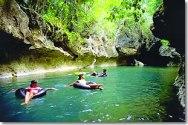 Cave Tubing, Belize