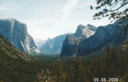 Yosemite National Park , California