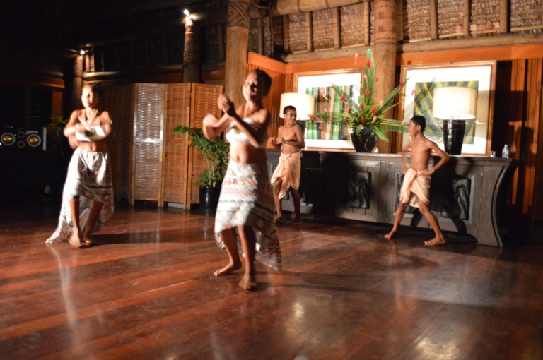 The Polynesian Dancers. They were so cute, and very good! Stay tuned for videos soon.