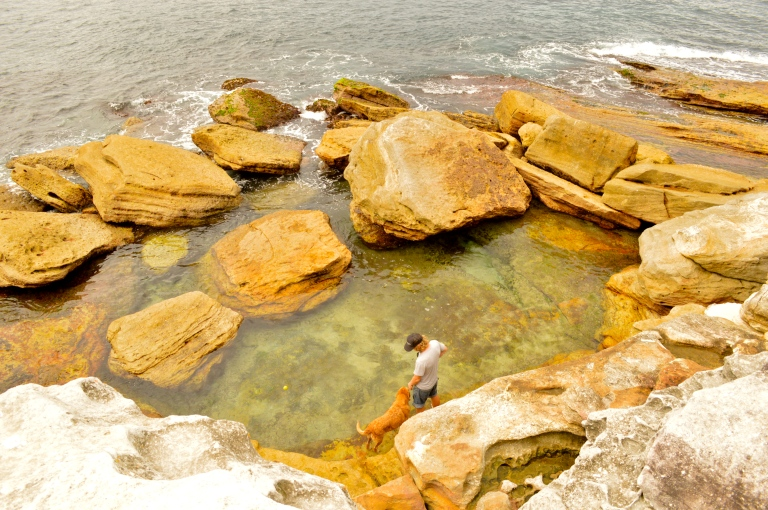 Natural Rock Pools...Reminds me of Queen's Bath in Kauai.