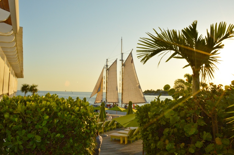 Key West is such a beautiful place. These pirate inspired sail boats were breathtaking. Especially, while the sun was setting!