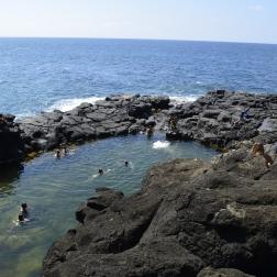 Queens Bath, Hawaii