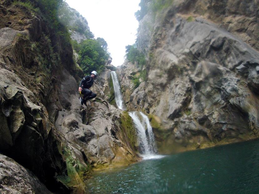 Split, Croatia: Extreme Canyoning on the CetinaRiver