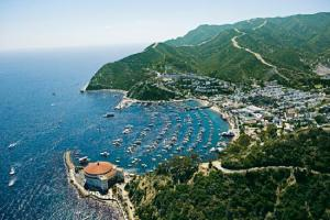 CATALINA ISLAND, Photo provided by: Catalina Island Visitors Bureau