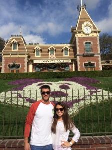 Disneyland...CHECK CHECK