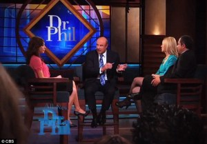DR. PHIL TAPING, Photo by UK.co