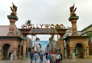 Hollywood Backlot Tour, Photo Provided by: Wikimedia