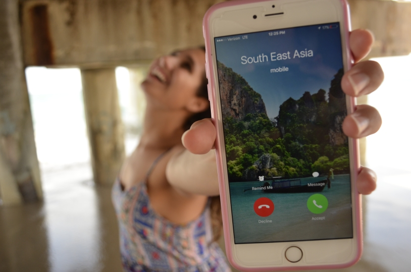 South East Asia is CALLING…See you in 2 days! :)